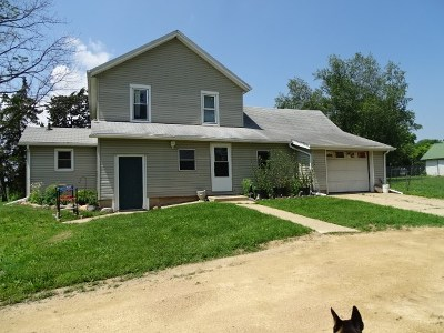 Stephenson County Single Family Home For Sale: 7129 N Flansburg Road