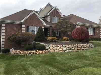 Boone County Single Family Home For Sale: 12336 Bellingham Road