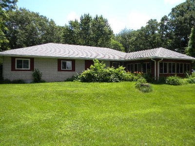 Rockton Single Family Home For Sale: 14065 Hansberry Road