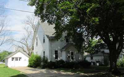Ogle County Single Family Home For Sale: 102 S 8th Street