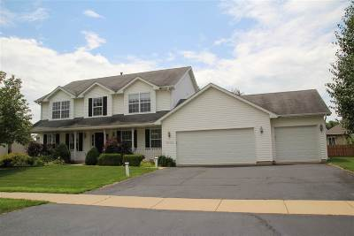 Belvidere Single Family Home For Sale: 1004 Indian Dancer Trail