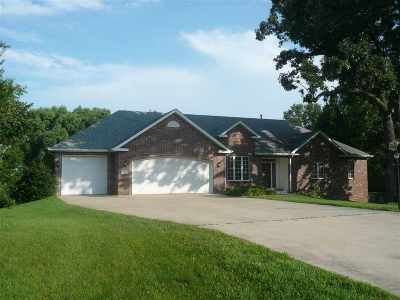 Byron Single Family Home For Sale: 9548 N Blaine Drive