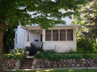 Rockford Single Family Home For Sale: 1136 Grant Avenue