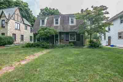 Rockford Single Family Home For Sale: 2029 Clinton Street