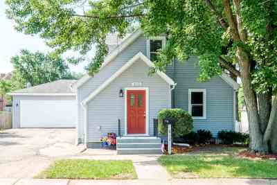 Boone County Single Family Home For Sale: 612 W Menomonie