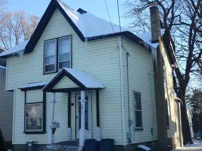Rockford Single Family Home For Sale: 1212 School Street