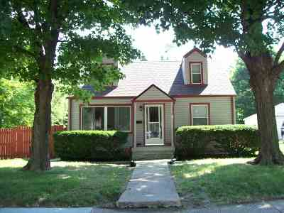 Rockford Single Family Home For Sale: 1216 S Sunset Avenue