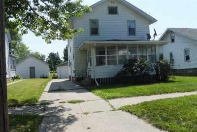 Rockford Single Family Home For Sale: 1607 Latham Street