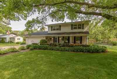 Rockford Single Family Home For Sale: 4305 Tullocks Woods Trail