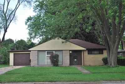 Winnebago County Single Family Home For Sale: 4019 Burrmont Road