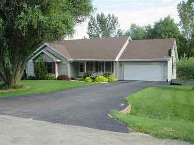 Byron Single Family Home For Sale: 3849 E Mockingbird Lane