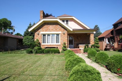 Rockford IL Single Family Home For Sale: $85,000