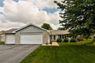 Rockton Single Family Home For Sale: 13871 Baumgartner Tr