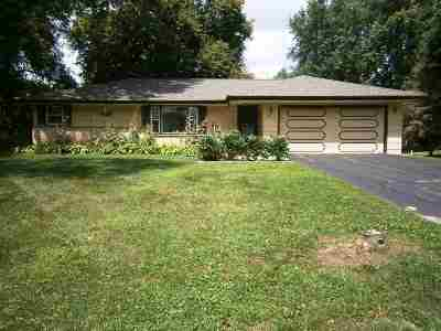 Rockford IL Single Family Home For Sale: $131,900