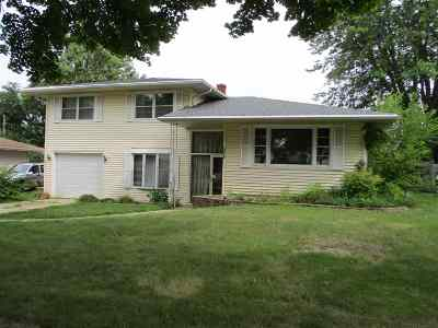 Winnebago County Single Family Home For Sale: 3712 Tennessee Avenue