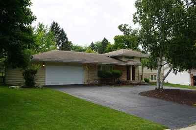 Rockford Single Family Home For Sale: 4015 Dorset Drive