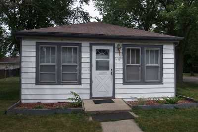Rockford Single Family Home For Sale: 422 Fitch Road