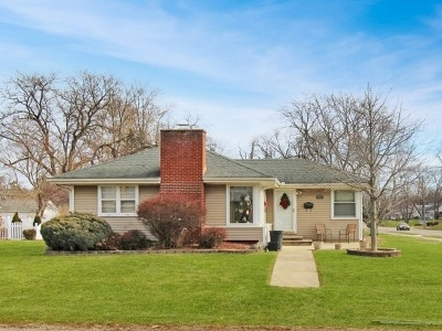 Stephenson County Single Family Home For Sale: 1225 S Homestead Avenue