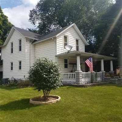 Byron Single Family Home For Sale: 205 E 4th Street
