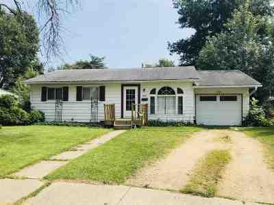 Loves Park Single Family Home For Sale: 7403 Venus Court