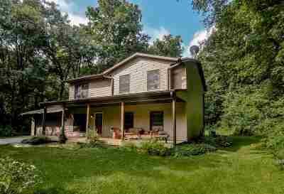 Rockford Single Family Home For Sale: 6507 Antler Trail