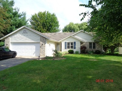 Winnebago Single Family Home For Sale: 402 Hawkins Drive