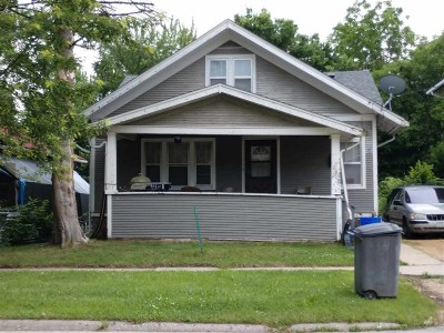 Rockford Single Family Home For Sale: 2218 Mulberry Street