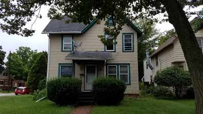 Rockford Single Family Home For Sale: 1839 Latham Street