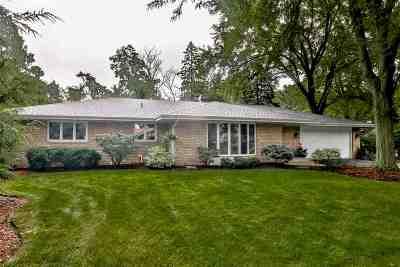 Rockford Single Family Home For Sale: 3051 Cheroakwood Lane