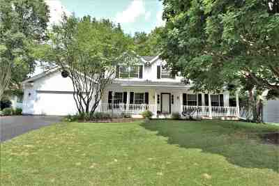 Rockford IL Single Family Home For Sale: $205,000