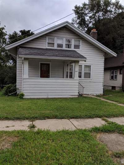 Single Family Home For Sale: 2015 School Street