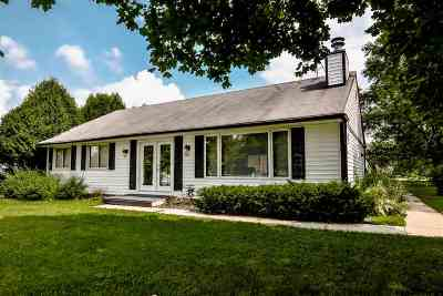 Poplar Grove Single Family Home For Sale: 2213 Candlewick Dr. SE