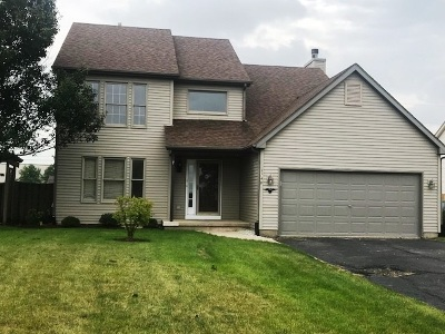 Belvidere Single Family Home For Sale: 1748 Fox Field Drive