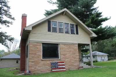 Ogle County Single Family Home For Sale: 114 W Hitt
