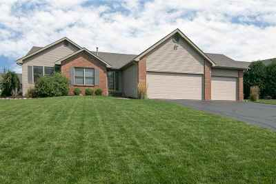 Machesney Park Single Family Home For Sale: 5424 Talon Trail