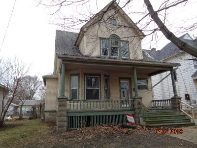 Rockford Single Family Home For Sale: 1227 11th Avenue