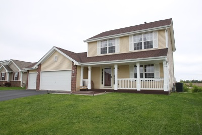 Rockford Single Family Home For Sale: 3791 Linden Road