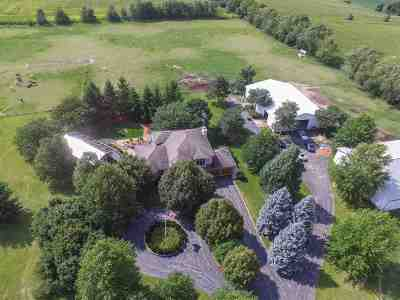 Boone County Single Family Home For Sale: 19290 Grade School Road