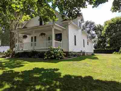 Pecatonica Single Family Home For Sale: 429 John St