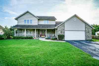 Winnebago County Single Family Home For Sale: 10740 Chicory Ridge Way