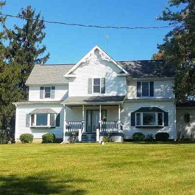 Ogle County Single Family Home For Sale: 11021 N Leaf River Road