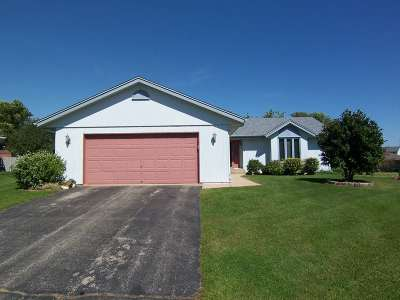 Loves Park Single Family Home For Sale: 4395 Rockaway Ct.