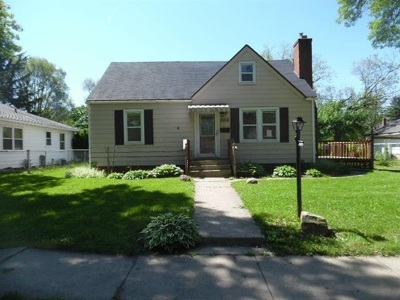 Rockford Single Family Home For Sale: 3108 Arcadia