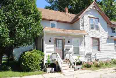 Rockford Multi Family Home For Sale: 1213 Jackson Street