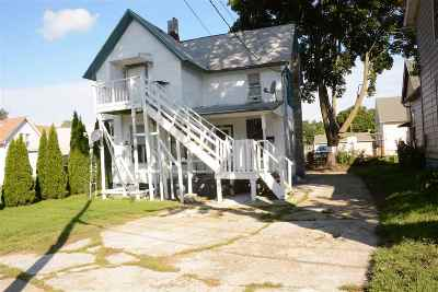 Belvidere Multi Family Home For Sale: 520 Church Street