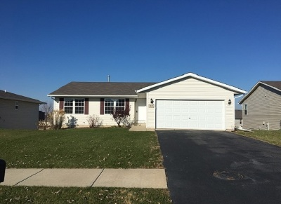 Boone County, Ogle County, Stephenson County, Winnebago County Single Family Home For Sale: 6478 Edgewood Road