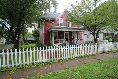 Belvidere Single Family Home For Sale: 910 Vanburen Street