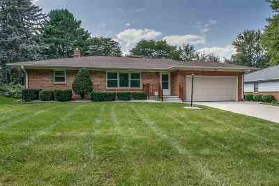 Rockford Single Family Home For Sale: 2112 Delcy Drive