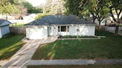Loves Park Single Family Home For Sale: 6216 John Street