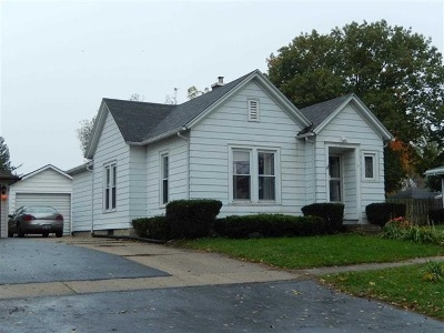 Ogle County Single Family Home For Sale: 5 W 1st
